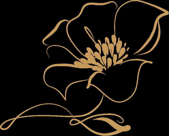 装飾の花①