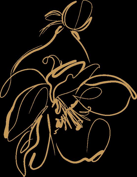 装飾の花②